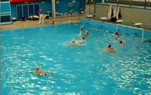 Volturno maschile piscina squalificata si giocher a bari for Piscina wspace bari