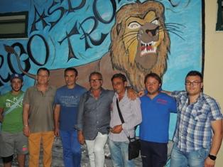 Al centro dalla foto il presidente Antonio Nuzzo