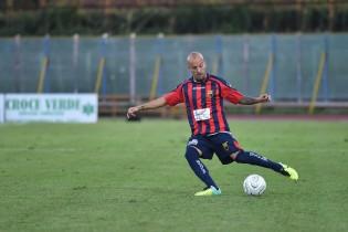 Fabio Tito in azione (Foto Vincenzo Di Monda)