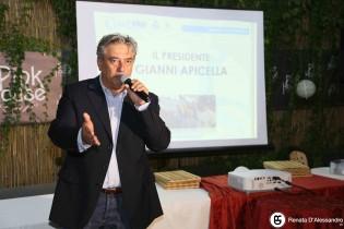 Il Presidente Apicella