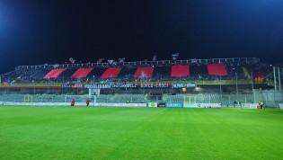 I tifosi del Foggia (Foto Scialla)
