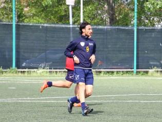 Dino Fava in azione