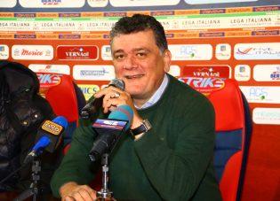 """L'augurio di Corvino per la nuova stagione: """"Forza Casertana! A Melfi ci aspettiamo le prime risposte importanti"""""""