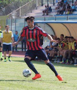 Luis Alfageme grande prova per lui (Foto Scialla)