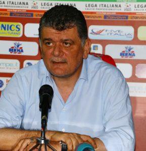 """Casertana: Corvino lavora per trattenere i big: """"Ci incontreremo dopo la Tim Cup. Ma ho anche un gran rimpianto"""""""