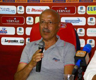 """Corvino ha presentato le dimissioni in sede, Petrosino: """"Spero sia un arrivederci"""""""