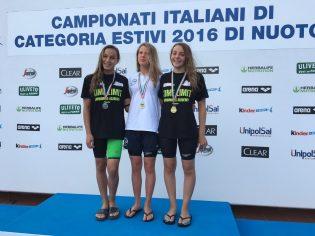 Noemi Cesarano e Antonia Panico