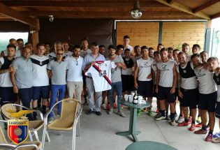 Casertana-Talamonti c'è l'accordo ufficiale