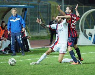 Albadoro e Carlini autori dei gol (Foto Giuseppe Scialla)