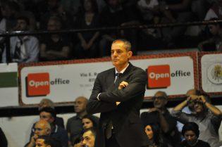 Coach Dell'Agnello (Foto Filauro)