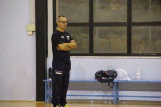 Coach Sergio Calabrese