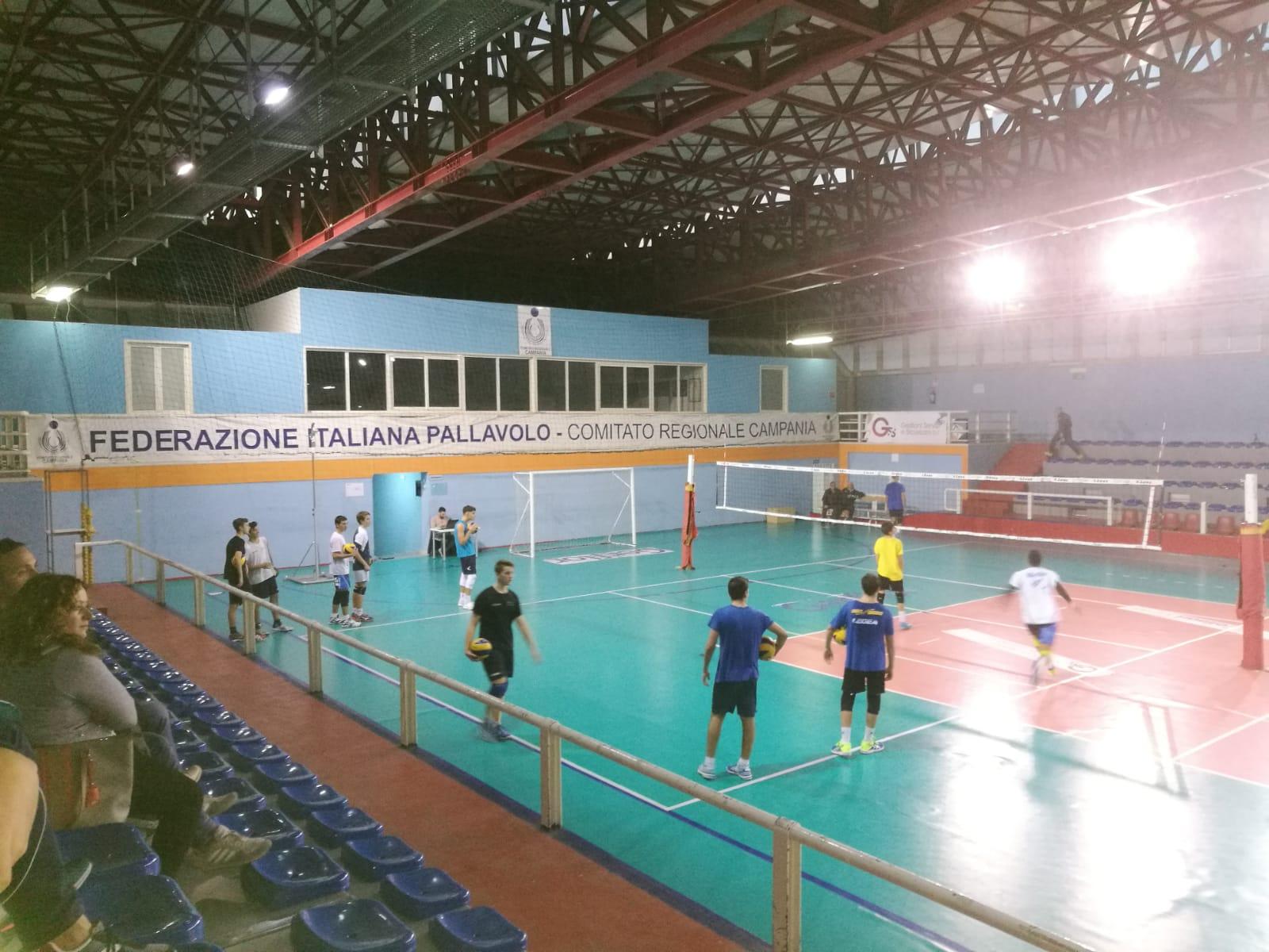 Il Volley Marcianise saluta Di Florio. Cinque giovani promesse protagoniste al Regional Day