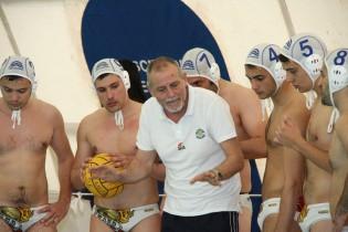 Mario Bove allenatore del Villani