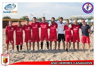 Hermes Beach Soccer in Serie B