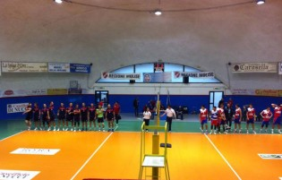 Il Volleyball Aversa ad Agnone