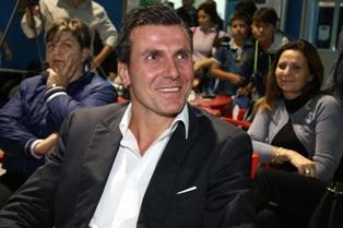Roberto Marcello, coach del Volturno