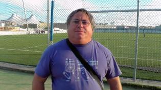 Il presidente dell'Ortese Michele Aletta