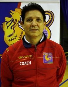 Coach Ignazio Nappa