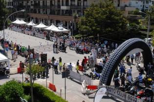 Tanta gente presente alla 'Festa della moto'