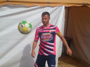Il capitano Raffaele Corsale