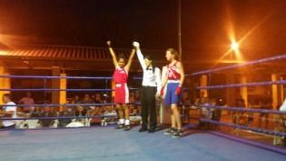La vittoria di Sarra Charaabi