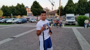 Giuseppe Perugino, ha battuto nettamente Juray Cesar