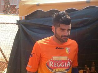 Tommaso Merola con la maglia della Pasta Reggia Hermes Casagiove (foto Domenico Vastante)