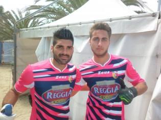 Tommaso Merola ed Emilio Gravino