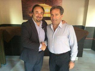 Giacomo De Felice e Raffaele D'Anna
