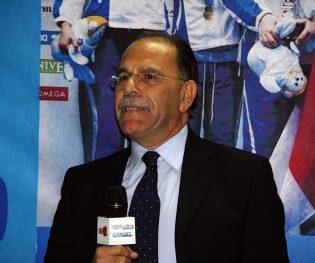 Il presidente Tatavitto