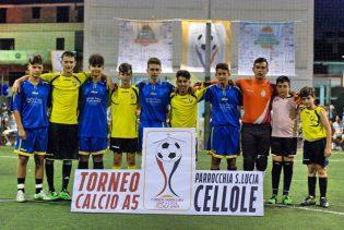 finaliste Torneo junior Parrocchia S.Lucia Cellole