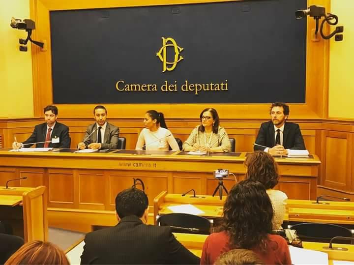 La charaabi racconta la sua storia a montecitorio voglio for Rassegna stampa camera deputati